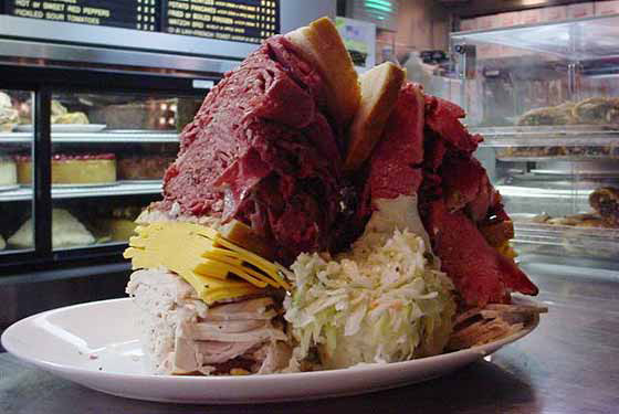 The Carnegie's corned beef