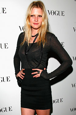Lara Stone to Unseat Madonna for Louis Vuitton?