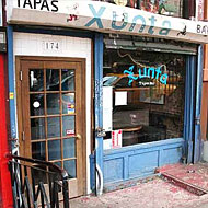 Xunta Tapas Bar Is Toppled