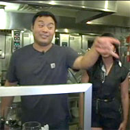 David Chang Gets Wasted, [Bleep]ing Shows José Andrés How to Make [Bleep]ing Ham