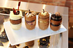 Inside François Chocolate Bar, Now Serving Parisian Parfait and Pound Cake