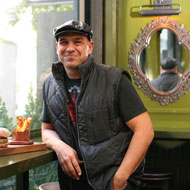 Michael Symon Sells 'Meat Cookbook'