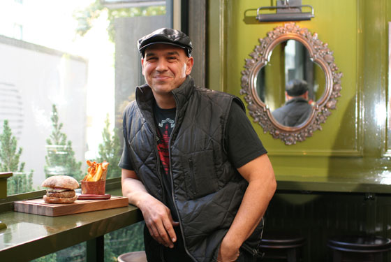 Michael Symon Will Squelch Total Non-Rivalries on Food Feuds