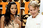Adam Platt Wonders How a Watermelon and Tomato Salad Could Wow the Top Chef Judges