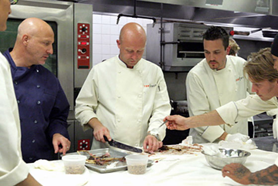 Is Top Chef's Evil Baldy Capable of 'Outpalating' Even Adam Platt?