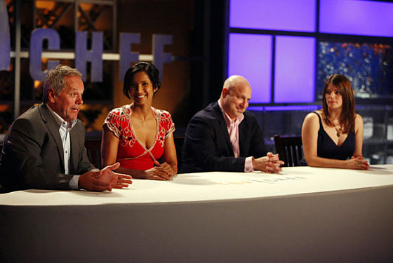 Top Chef Apologizes for the Wait