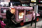 The Aww-Inspiring Cotton Candy Jeep of Sunset Park