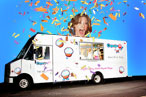 Joan Cusack Hops Aboard the Cupcake Truck