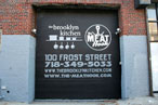First Look at Brooklyn Kitchen Labs and the Meat Hook, Selling Turkeys and Sausage Monday
