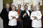 Ripert, Nieporent, Pépin, and Soltner: Is French Cuisine Dead?