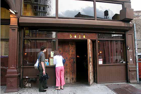 Will Sala Reopen on the Bowery or Be Replaced by Another Newbie?