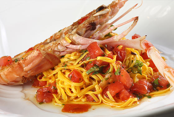 Marea's Spinosini With Langoustines Transports Frank de Carlo to the Adriatic