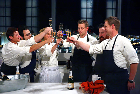 Top Chef: Sh*t on a Shingle, and Other Delights