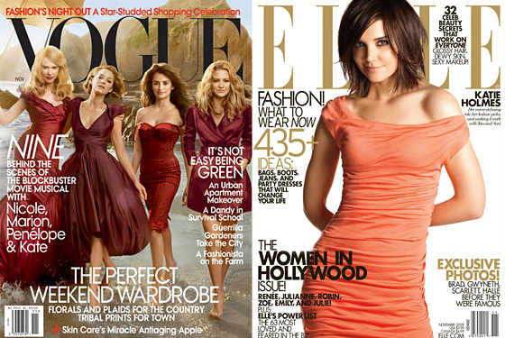 Elle Sold More Ad Pages Than Vogue This Year
