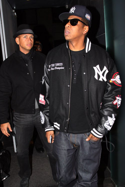 Jay-Z and A-Rod Lunch at Nello; Tom Brokaw Dines at Grand Central Oyster Bar