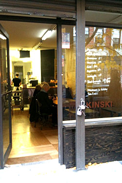 Kinski Has Closed