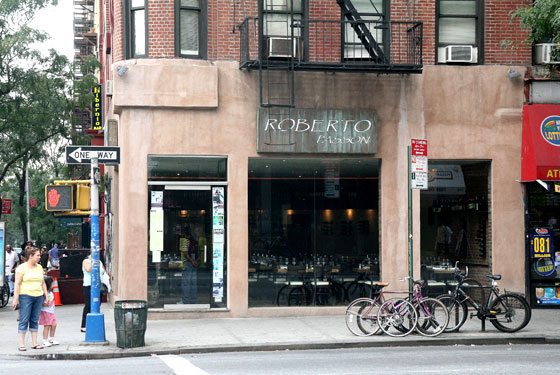 Roberto Passon Leaves Namesake Restaurant