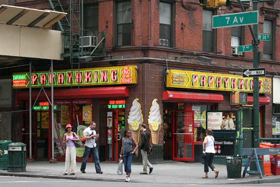 Bagels Will Replace Hot Dogs on Former Papaya King Corner