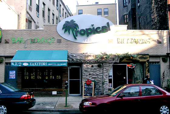 Curse of the Tropics: Pool Hall Loses Right to Sell Bartles & Jaymes