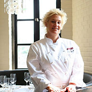 Anne Burrell will compete in the newest season.
