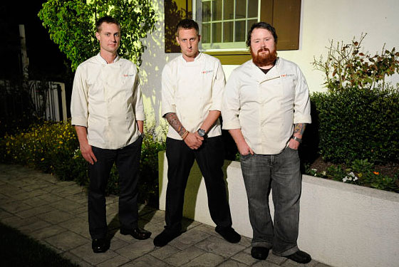 Was Last Night's Top Chef Loser Hampered by the Breakup Blues?