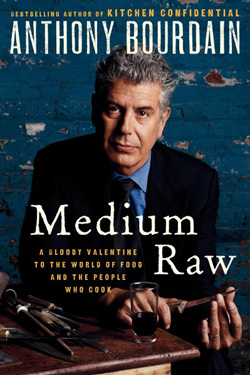 Bourdain's Book Club