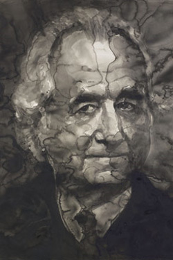 And yet, this painting of Bernie Madoff by renowned painter Yan Pei-Ming has still not sold.