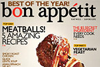 Bon App&eacute;tit Holds On to Meatballs in 2010