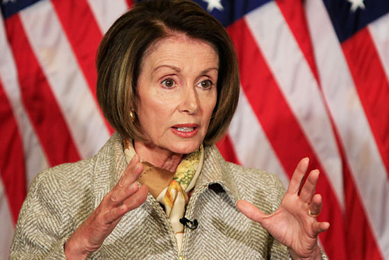 Reenter the perspicacity and prowess of Pelosi.