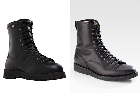 Danner Footwear Sues Rag & Bone -- The Cut