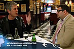 Bourdain Films at Minetta Tavern (Wait, Isn't the Show Called No Reservations?)