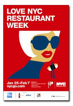 Winter Restaurant Week 2010: Who's In, Who&#8