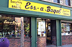 Sign of Change at Ess-a-Bagel