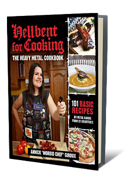 Heavy-Metal Cookbook