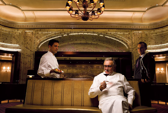 Oh No He Didn't: Alain Ducasse Says London Is Most Important Restaurant City