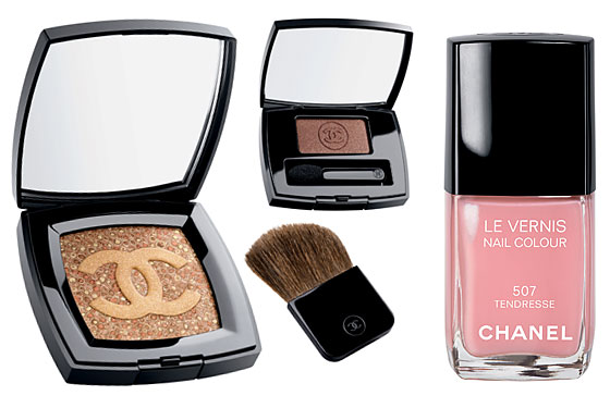 We Love ... Chanels Spring Makeup -- The Cut :  cut is feel read