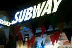 What Are There More of in Manhattan: Subway Shops or Subway Stops?