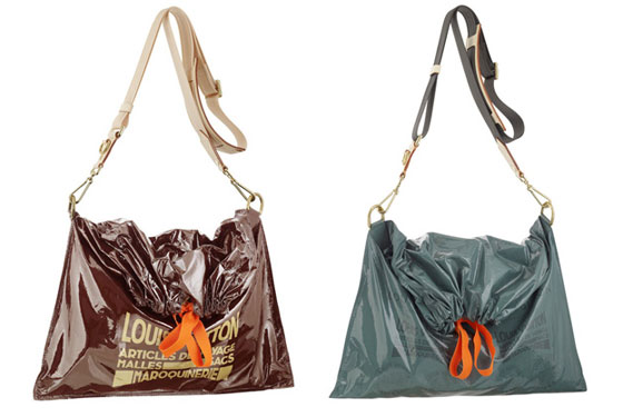 Introducing Louis Vuitton's $2,000 Trash-Bag Purse -- The Cut