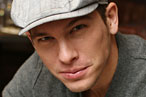 Model-Actor Adam Senn Takes Supermodels for Burgers, Breakfasts on Cupcakes