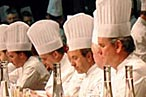 On the Merits of Ostentatious Cooking Competitions
