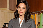 Bryanboy Compliments His Waiter at Balthazar via Twitter; Katie Holmes Brings Suri to Magnolia Bakery