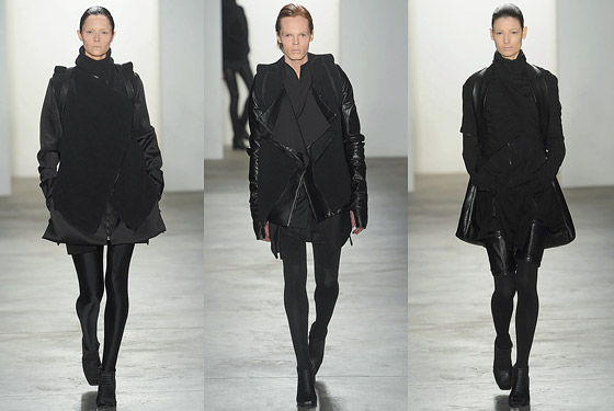 Rad Hourani Makes Unisex Clothes Because He Thinks Everyone Is Born