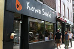 Fired Kawa Sushi Employee Picketing Restaurant
