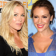 Eighties Teen Steamers Christina Applegate And Alyssa Milano Have Joined  The Burgeoning Cast Of The Farrelly Brothersu0027 Hall Pass, A Comedy About Two  Guys ...
