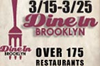 Dine in Brooklyn Offers Mid-March Discounts