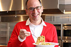 Top Chef Masters Judge James Oseland Is Not Afraid to Mix His Breakfast Cereals