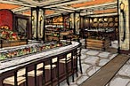 A Sneak Peek at the Plaza Food Hall by Todd English