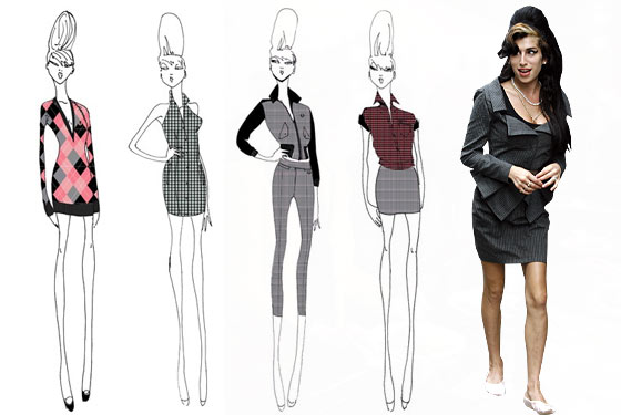 Amy Winehouse Is Actually Doing a Fashion Collection ...
