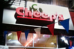 Cheep's Slips Into Cinderella Falafel Space