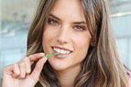 Supermodel Alessandra Ambrosio Prefers Her Eggs in Benedict Form